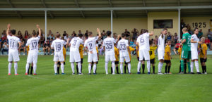Die Mannschaft in Emmering - Bildrechte: Stefan Seitz