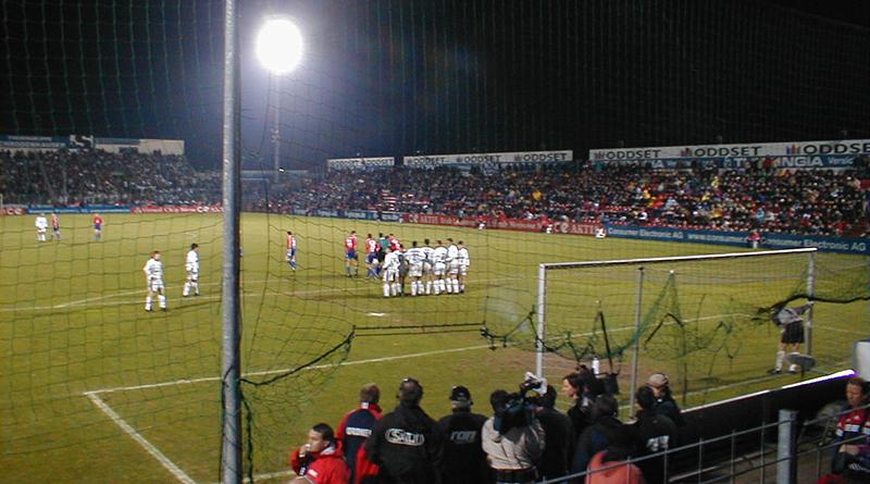 Unterhaching gegen Ulm - Saison 1999/2000